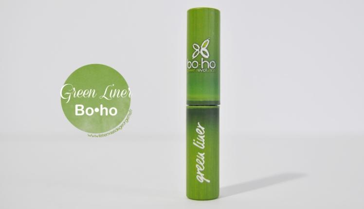 green liner boho