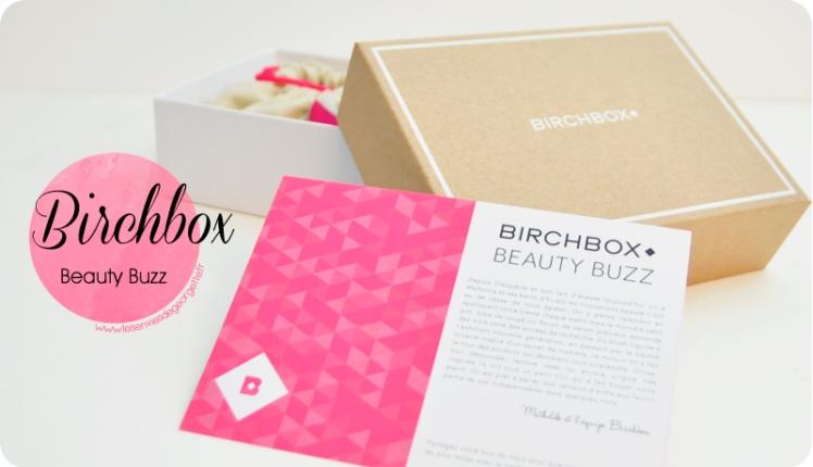 birchbox octobre