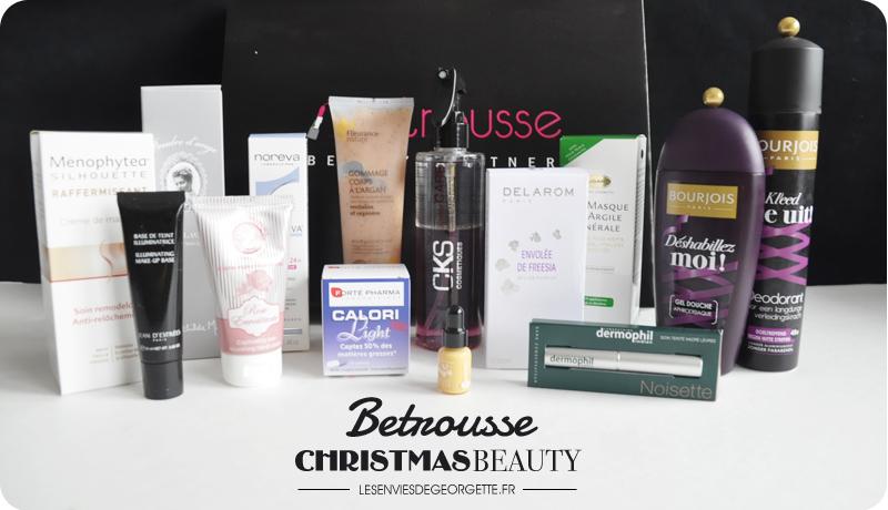 La Betrousse Christmas Beauty : un bon plan cadeau pour Noël ...