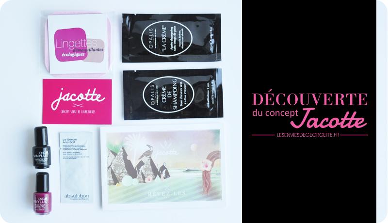 d couverte du concept jacotte les envies de georgette. Black Bedroom Furniture Sets. Home Design Ideas