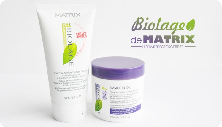 biolage matrix