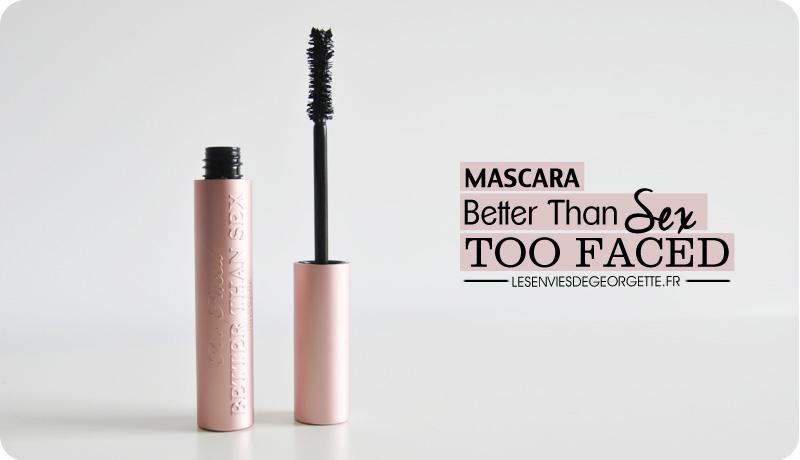 Better SexLe Than Better Better Mascara Than Than Mascara SexLe sQCdxhBtr