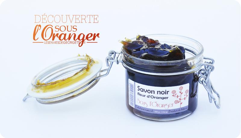 Ambiance hammam avec sous l oranger firstvideo les - Puceron rosier savon noir ...