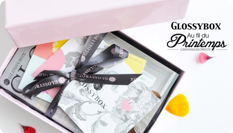 Glossyboxprintemps2