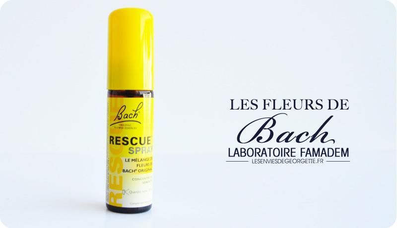 Le spray rescue est un mélange de 5 fleurs de Bach spécialement étudié pour  les situations d\u0027urgence comme un entretien, un examen, une prise de  parole,