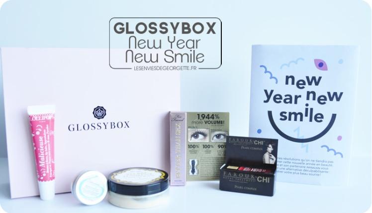 glossyboxjanvier2