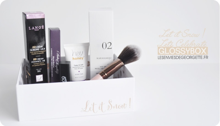 glossyboxdecembre2