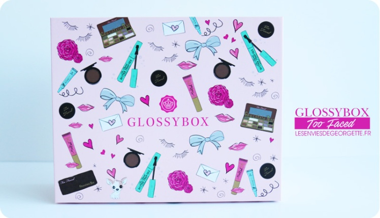 GlossyboxToofaced