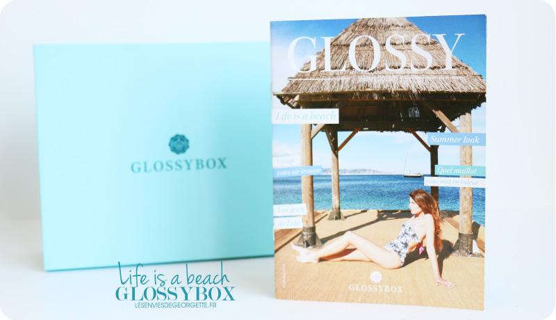 Glossyboxjuillet