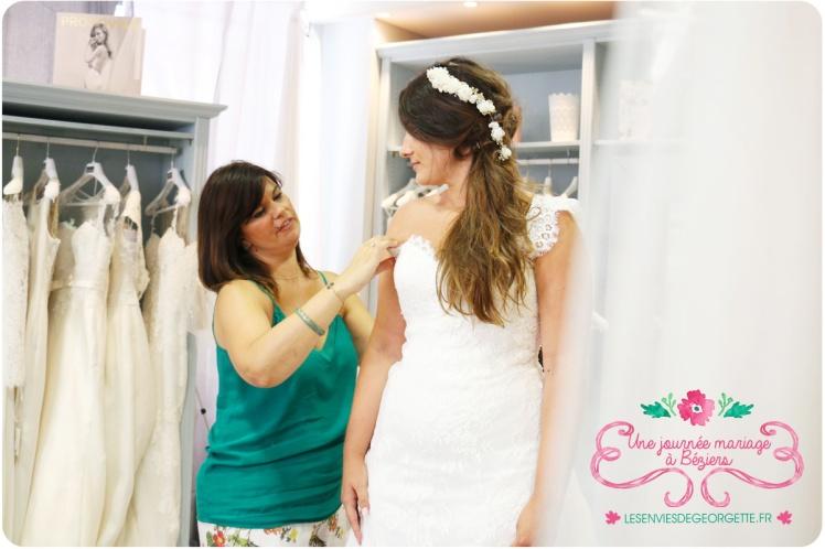Une Journée Mariage à Béziers Les Envies De Georgette
