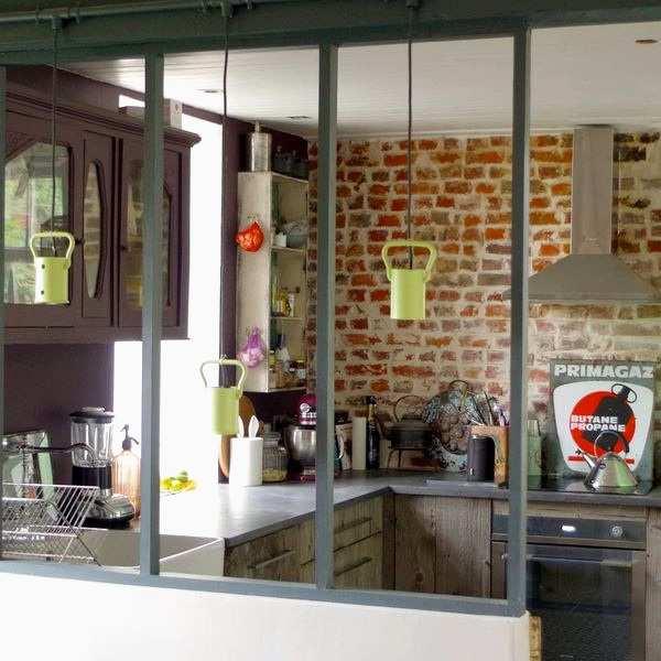 ancienne cuisine lapeyre Relooker Cuisine Rustique Avant Apres – Les ...